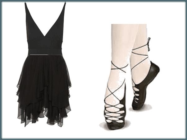Ally aula ballet