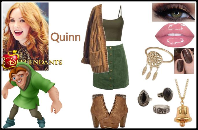 Quinn - Auradon