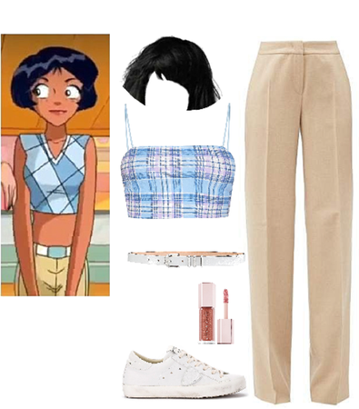 totally spies costume