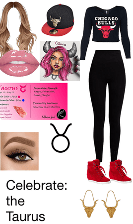 Taurus ♉️ outfit