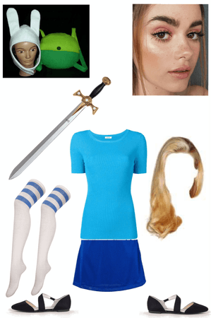 Fionna From Adventure Time
