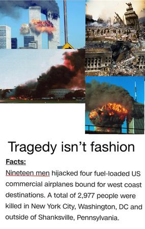 This isn't fashion.