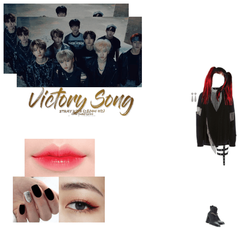 "Stray kids ""Victory Song"" (Girl Ver.)"