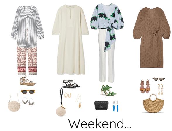 Weekend...