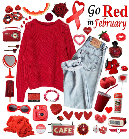 Go red in February ❤️