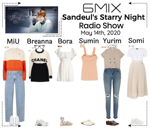 《6mix》Sandeul's Starry Night