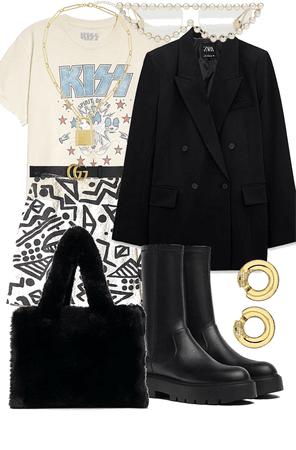 fashion x blazer