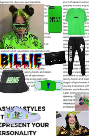 Billie 💚💚💚💚