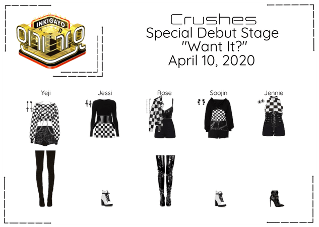 "Crushes (호감) ""Want It?"" Special Debut Stage"