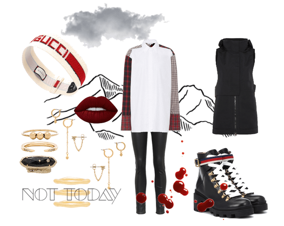 BTS - Not Today outfit