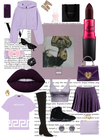 Match Your Lipstick inspired by Ari