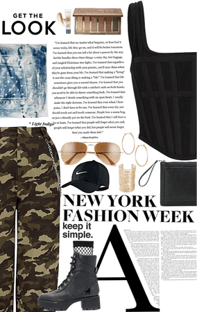 The street style girl