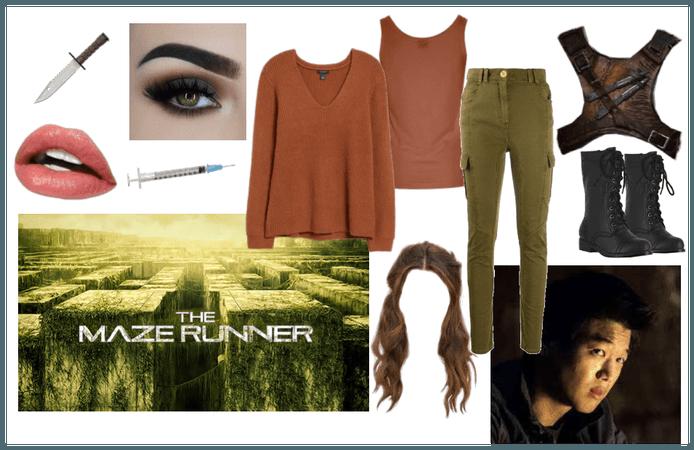 Maze Runner oc outfit