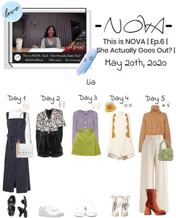 -NOVA- This is NOVA | Ep.6 | She Actually Goes Out?