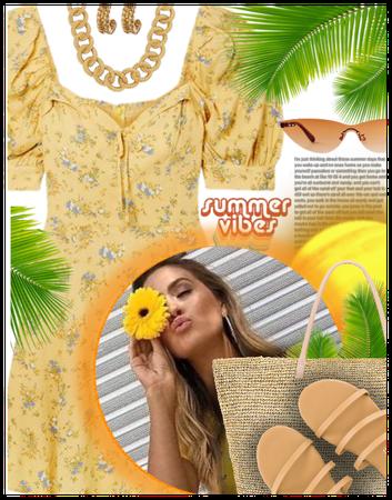 First set: Summer Vibes