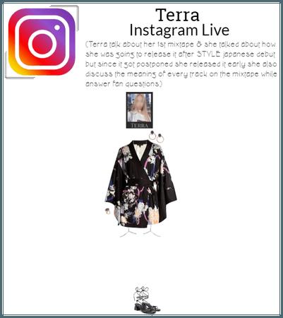 Terra Instagram Live