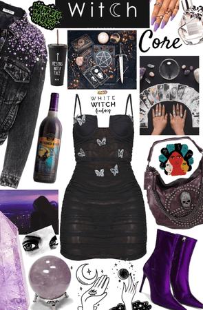 witch 🧙♀️ core xox