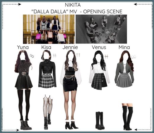 ╚»NIKITA«╝ 'DALLA DALLA' Opening Scene