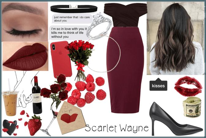 Scarlet Wayne