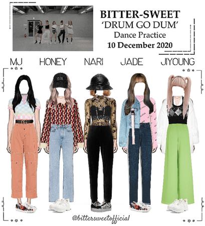 BITTER-SWEET [비터스윗] Dance Practice 201210