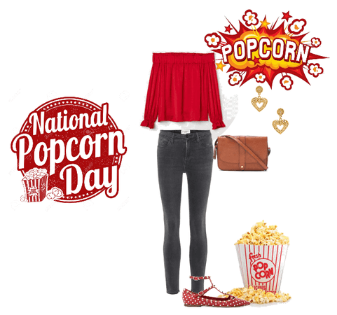 Popcorn Day - Perfect for movies