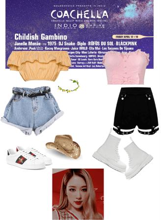 Blackpink 「Rosé」 Coachella