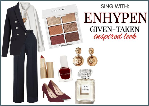"""ENHYPEN """"Given-Taken"""" Inspired"""