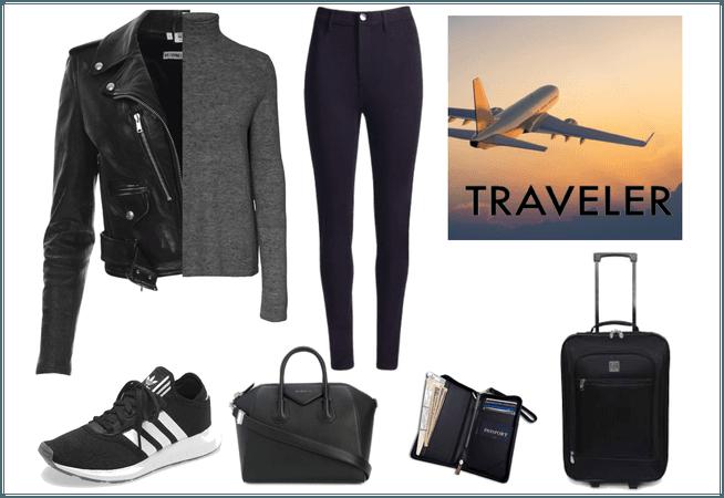 Travel in Black!