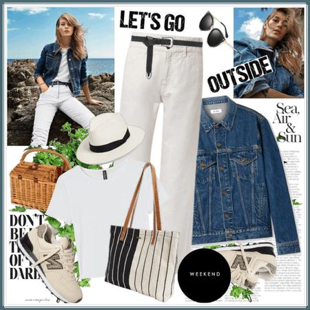 Let`s go outside