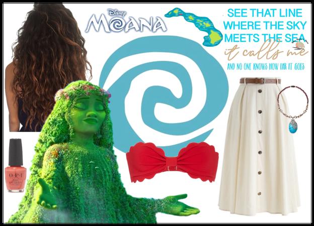 Going to Disney: Moana
