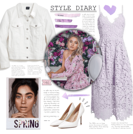 Spring Style Diary