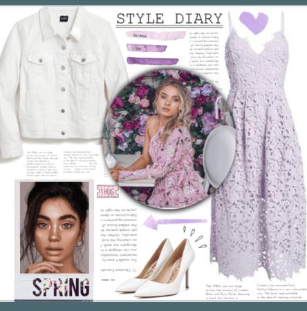 Spring Style Diary