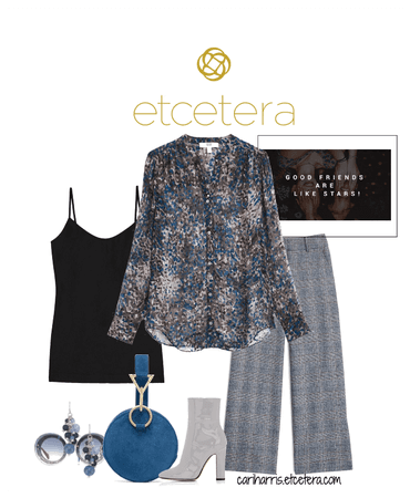 ETC Winter 2019: Lair Blouse, Ore Tank, Sherlock