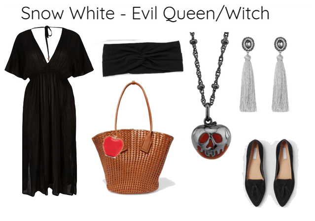 Snow White - Evil Queen as a Witch Disney Bound