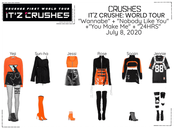 Crushes (호감) IT'Z Crushes | New York - Day 2
