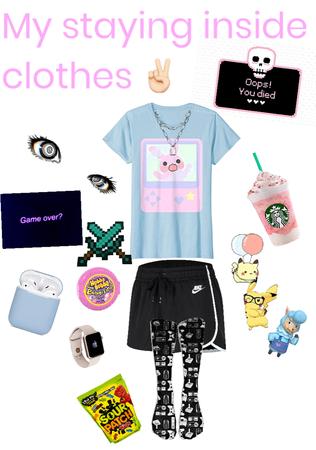 Gamer Girl Clothes