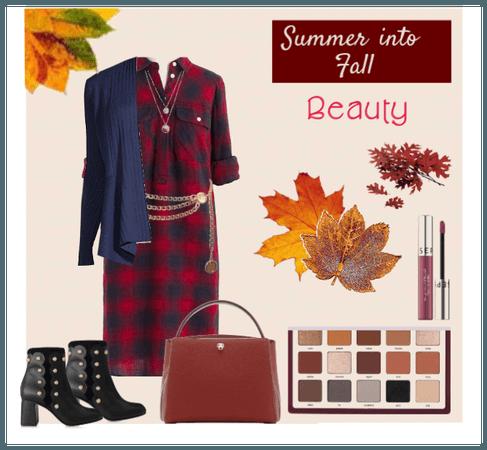 Summer into Fall Beauty