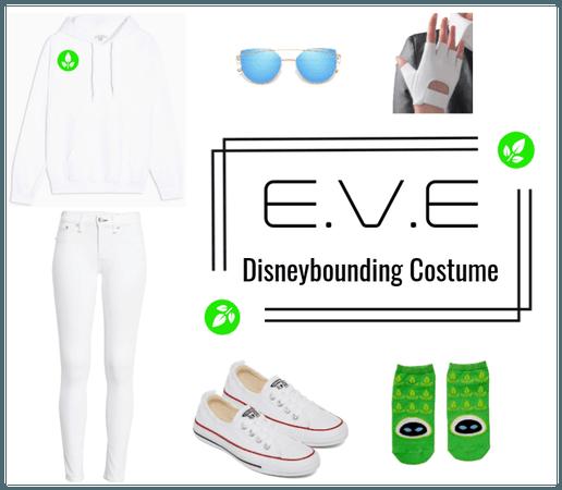 E.V.E. Disneybounding Costume