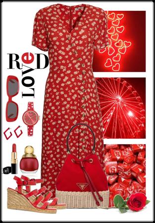 Red (Rainbow Series 1)