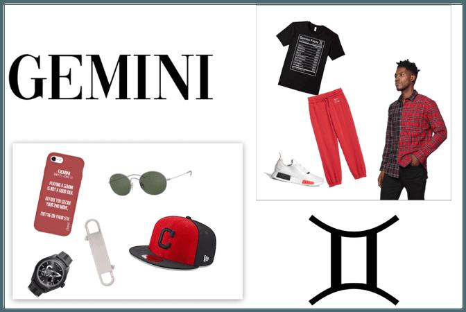 Gemini men style