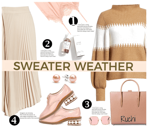 Get Cozy -Sweater Weather