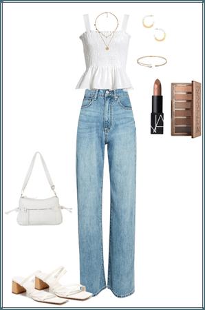 Summer Pallettes Collection (Denim & White)
