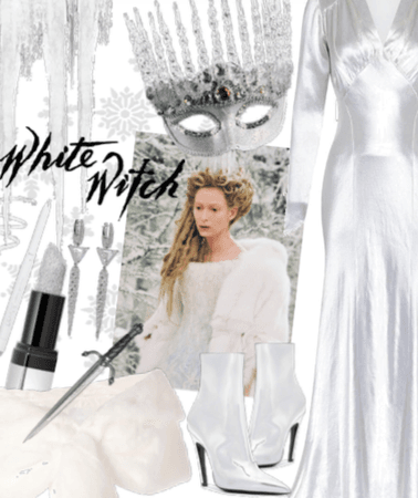 Book Character - The White Witch