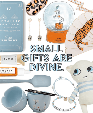 small is divine
