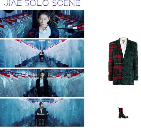 [HEARTBEAT] WANNABE | JIAE SOLO SCENE