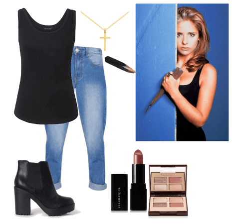 Get the Look: Buffy Summers the Vampire Slayer