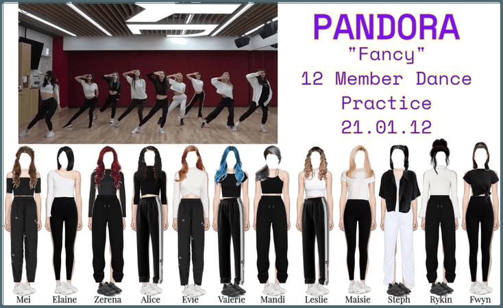 """PANDORA """"Fancy"""" Dance Practice"""