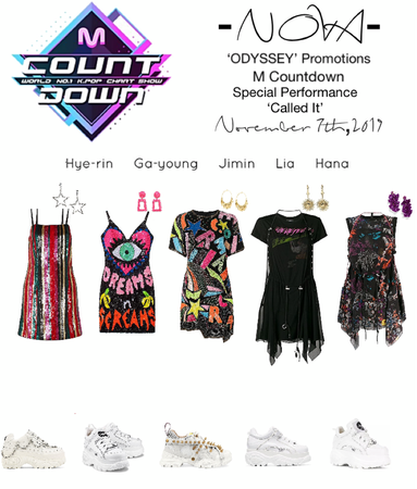 -NOVA- 'ODYSSEY' Special M Countdown Stage