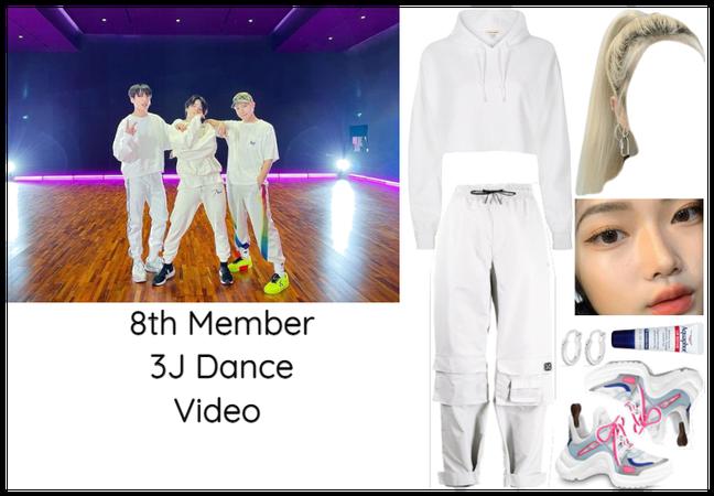 8th Member of BTS 3J Dance Video