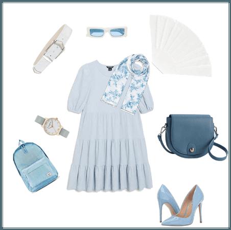 light blue vibes